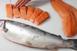 Pavé de saumon SVRO